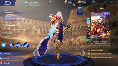 Tutorial Menggunakan Hero Lancelot Ala Jess No Limit