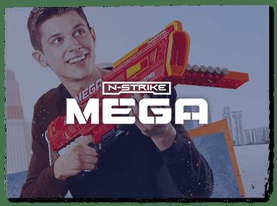 Súng Nerf Mega | Tổng Quan Và Lịch Sử