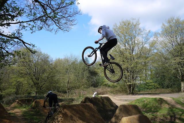 Hodgemoor woods bike park