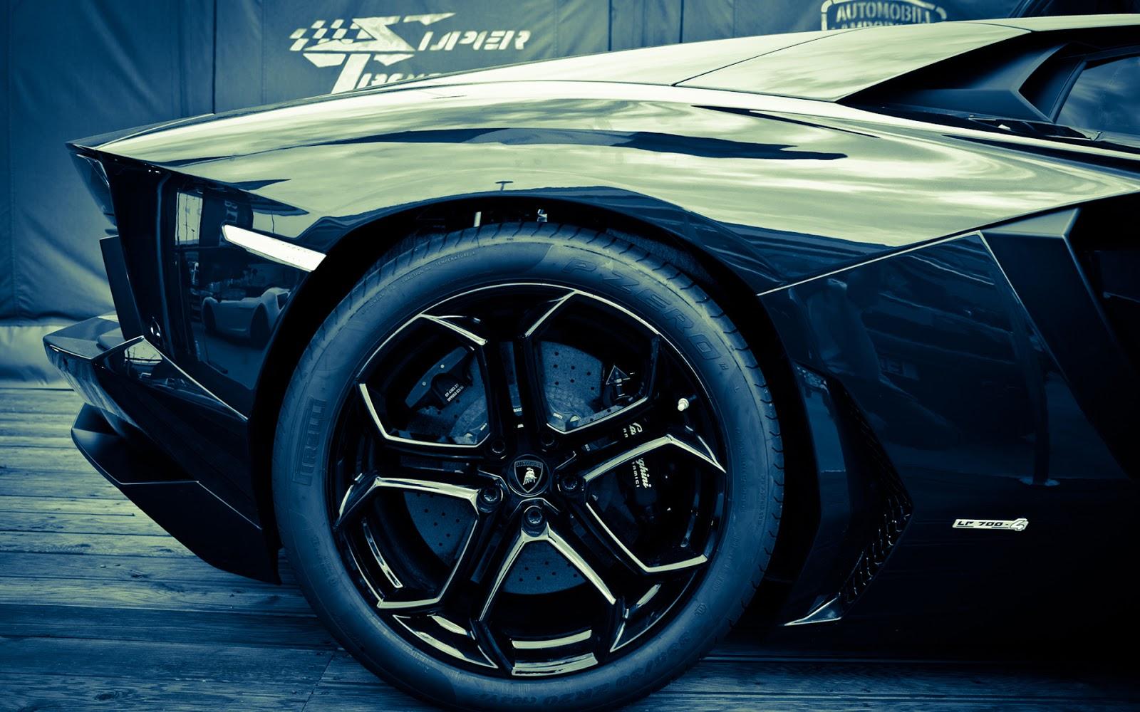 Get Free Wallpaper : Lamborghini Aventador Wallpapers HD