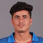 मुजीब उर रहमान - (مجیب الرحمن ردرا): उम्र और जन्म स्थान - सर्वश्रेष्ठ गेंदबाज
