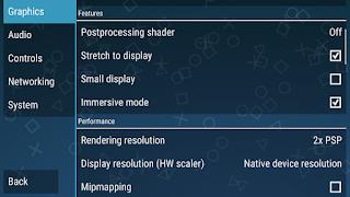 Cara Mengatasi Emulator PPSSPP yang Keluar Sendiri