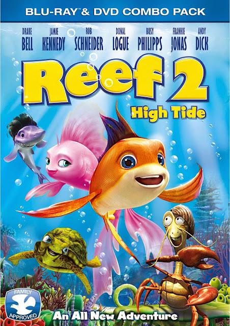 Cuộc Phiêu Lưu Của Nemo 3 (thuyết minh) - The Reef 2: High Tide