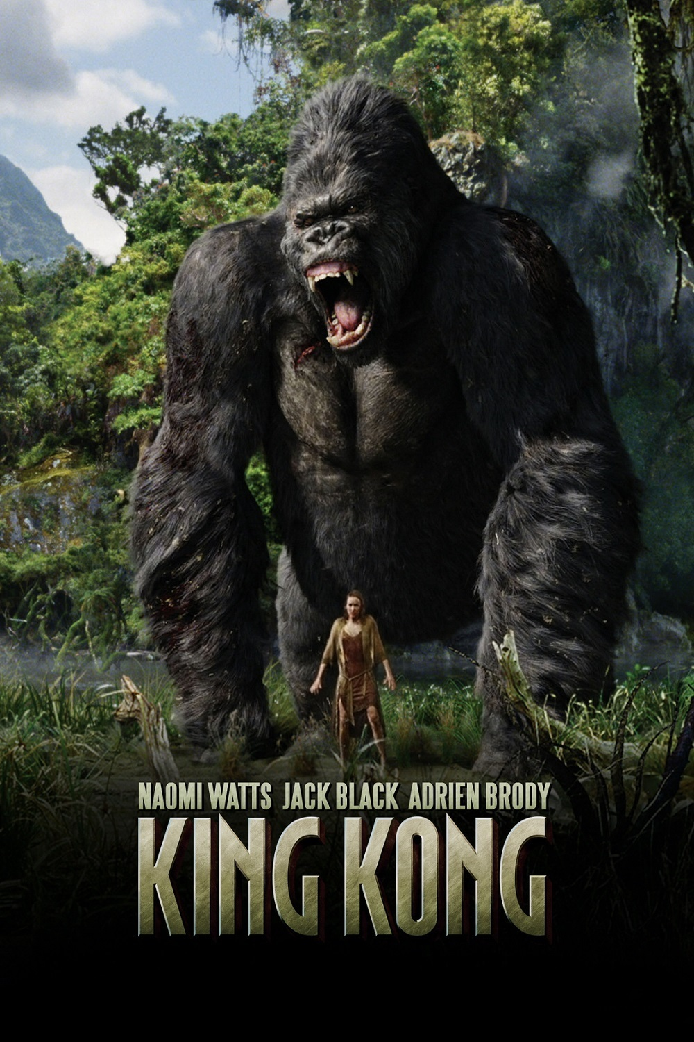 King Kong 2005 - Full (HD)