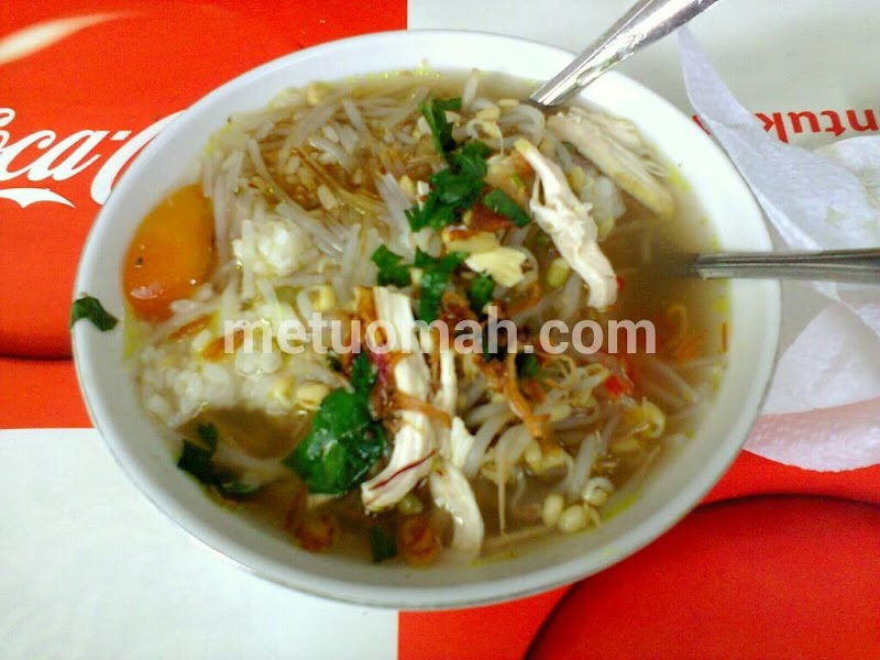 Soto Ayam Kafetaria Kopma UGM