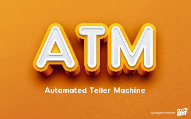 ATM-AUTOMATED-TELLER-MACHIONE