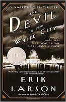 Le Chameau Bleu - Livre The devil in the white City- Chicago