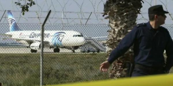 Se estrella el avión EgyptAir, según autoridades francesas