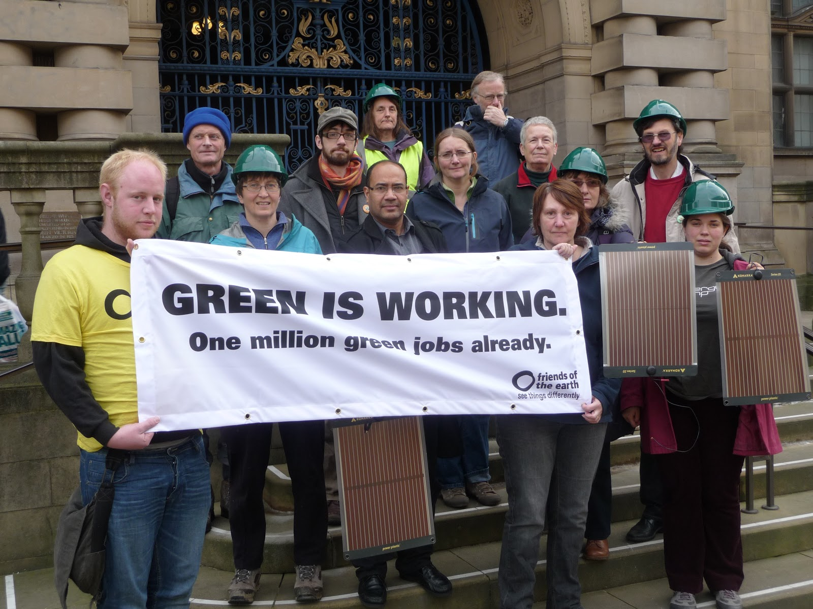 sheffield friends of the earth 2012 2013 yearly review