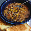 Corn and Black Bean Soup