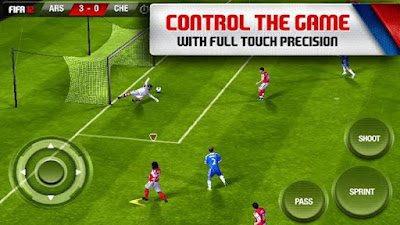 FIFA 14 Apk Full Control