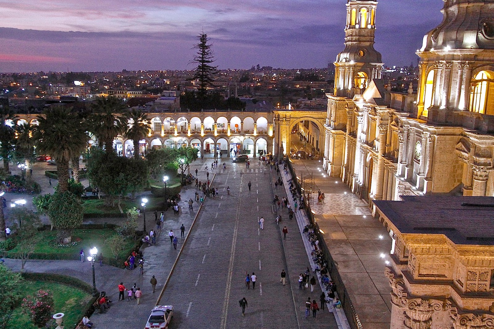 The London Foodie Goes To Peru Arequipa
