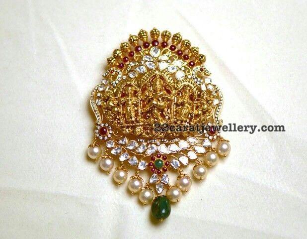 Ganesh and Krishna Pendant Sets