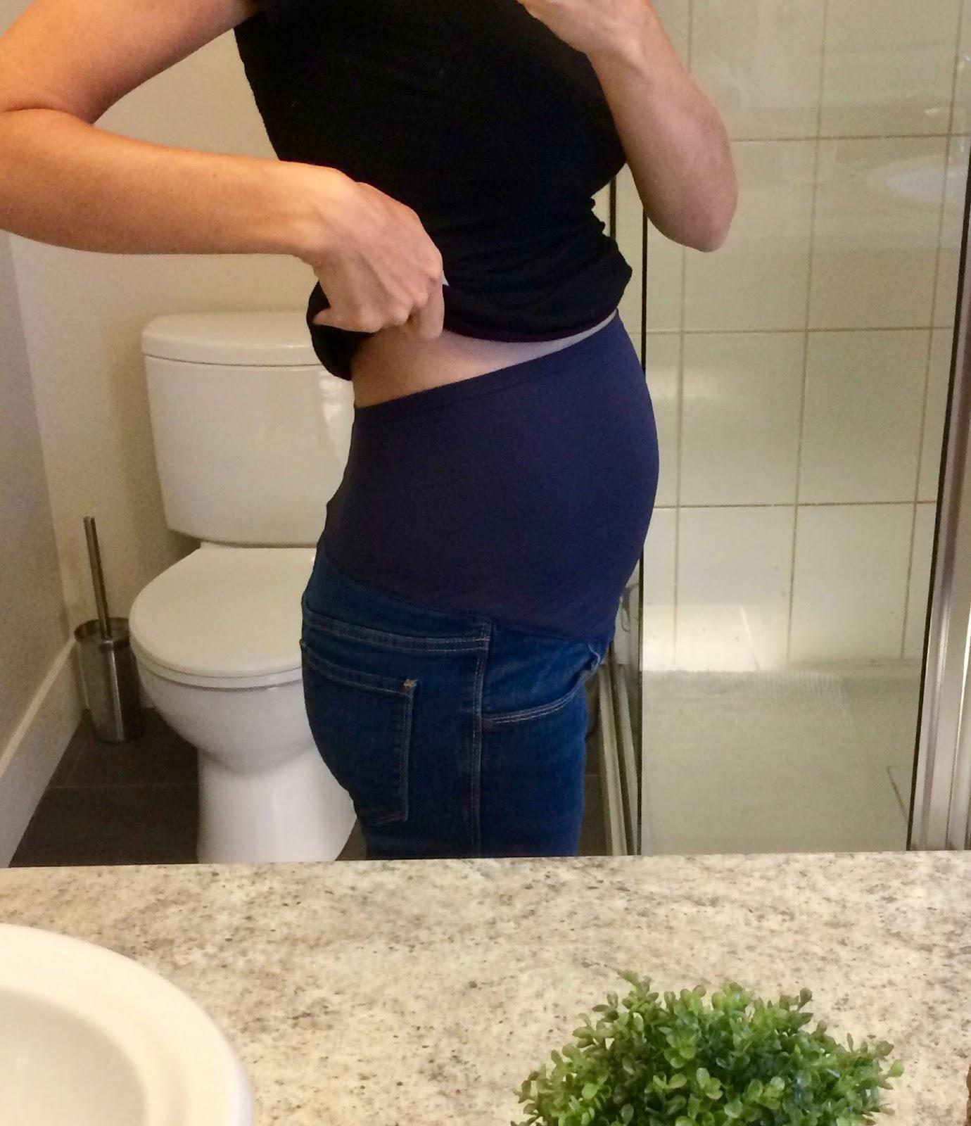 rasedus kuude kaupa