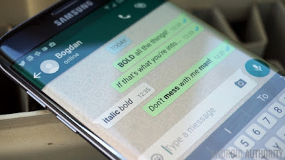 Checkout New WhatsApp Stories feature Review WhatsApp bold and italics 2 840x473