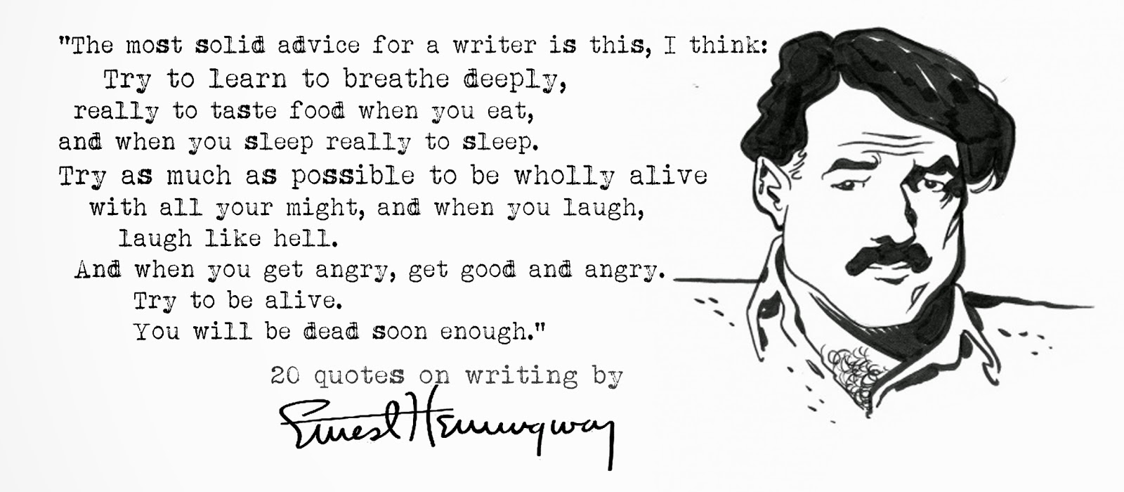30 Inspiring Writing Quotes from Famous Authors