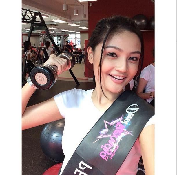 Cikgu Aishah finalis Dewi remaja 2015