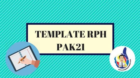 Contoh Rph Pak21 Mudah Mengajar