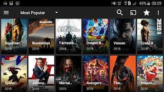 تطبيق cyber flix بديل terrarium tv لمشاهدة الافلام و المسلسلات مع الترجمة العربية