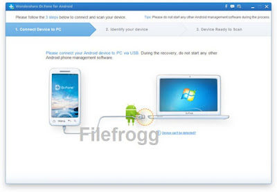 Wondershare Dr.Fone for Android Full