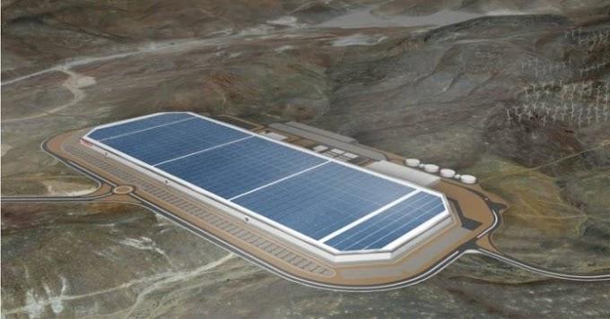 A quantidade de produção de energia solar da Tesla é mais que o dobro do consumo de energia de seus veículos elétricos