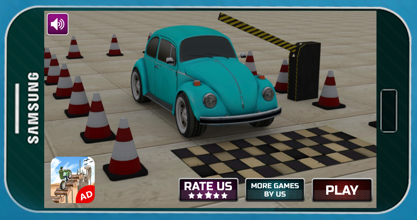 Classic Car Parking Real Driving Test Apk Badshah Download All