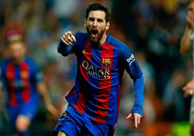 Messi Sumbang Dana Untuk Atasi Corona