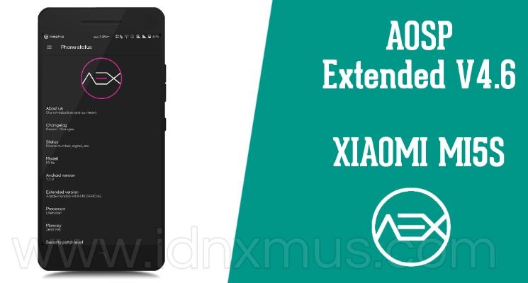 ROM AEX V4.6 MI5S