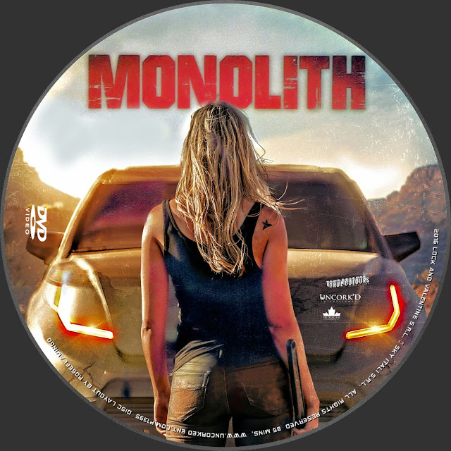 Monolith DVD Label