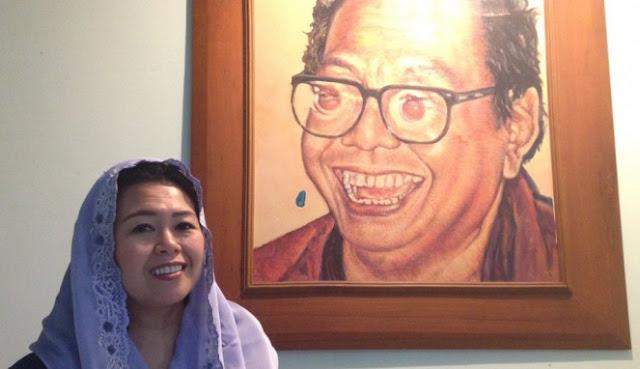 Yenny Wahid: Yang Netral Ibu Saya