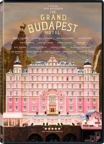 MnC Reviews: Check in to Wes Anderson's The Grand Budapest Hotel - on Blu-ray and DVD June 17