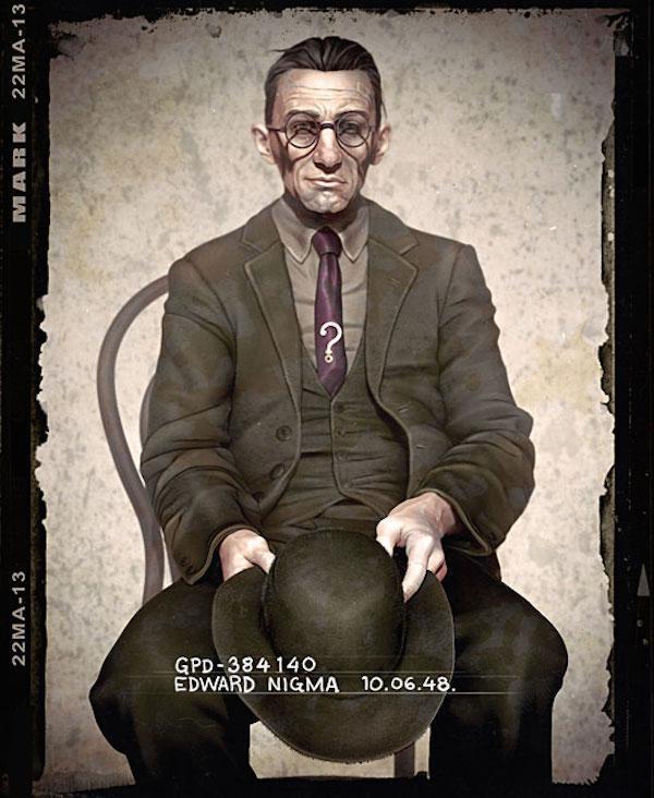 Edward Nigma años 20