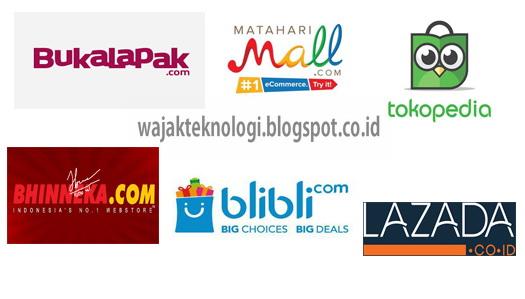 6 toko online terpercaya di indonesia
