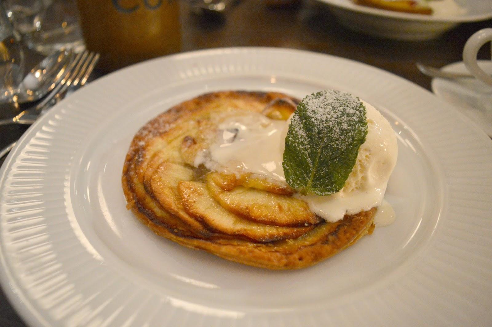 Côte Brasserie Newcastle - Dessert