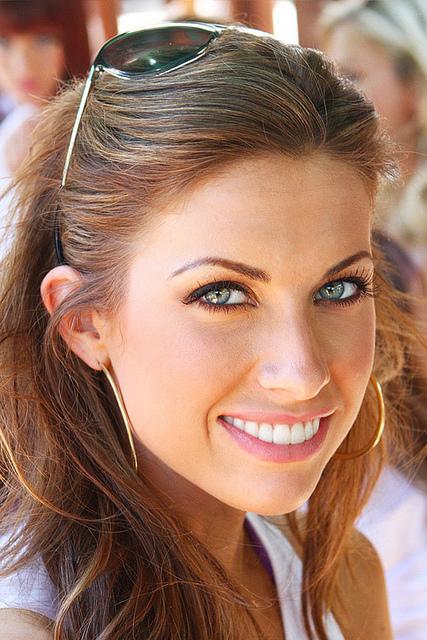 Pinkhoneybeee Celebrity Inspiration Dark Hair Blue Eyes