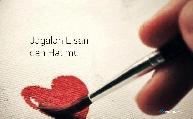 14 Bahaya Akibat tak Jaga Lisan Menurut Imam Al-Ghazali