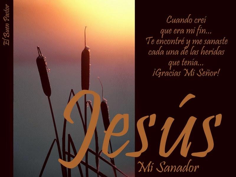 POR QUÉ TODOS QUERÍAN TOCAR A JESÚS