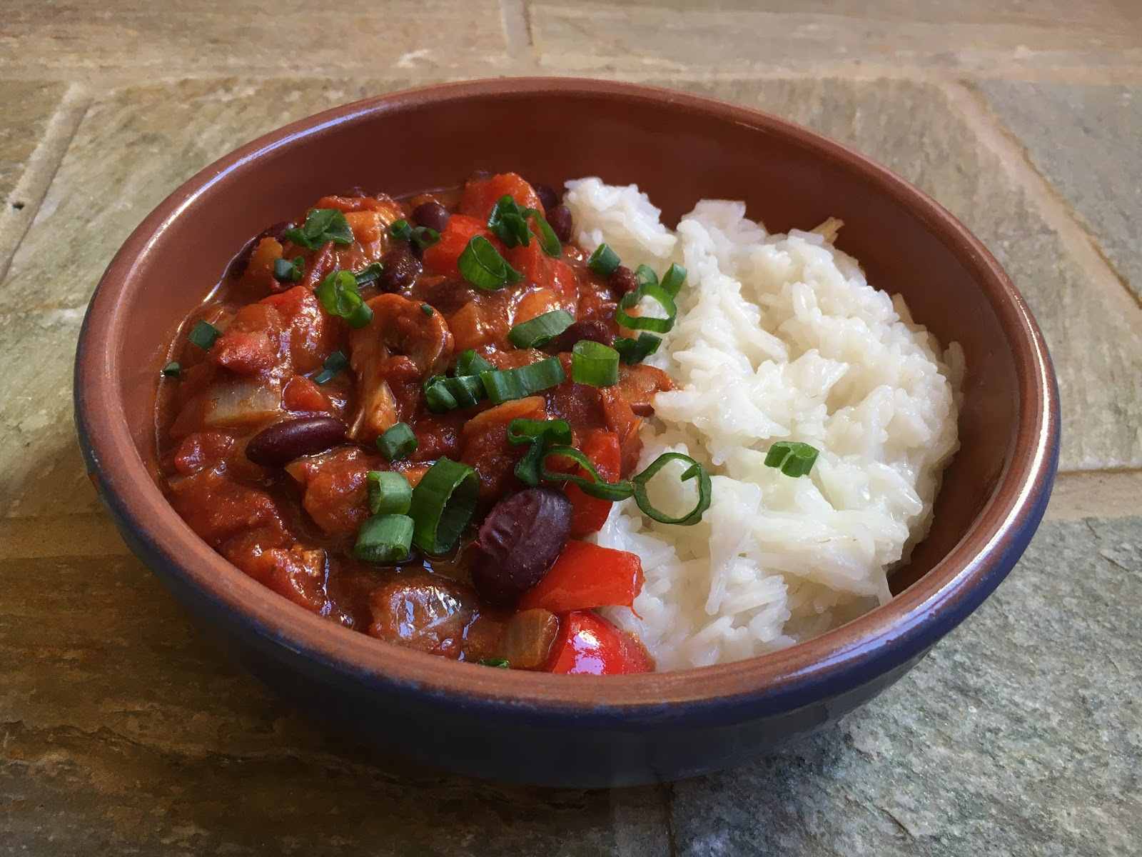 Vegan Bean Chilli