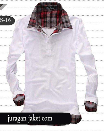 jas exclusive kemeja putih SK16