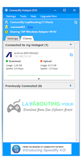 Connectify Hotspot Terbaru 2016 Free Download