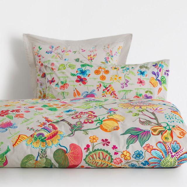 Zara Home y su maravillosa colección de sábanas-13