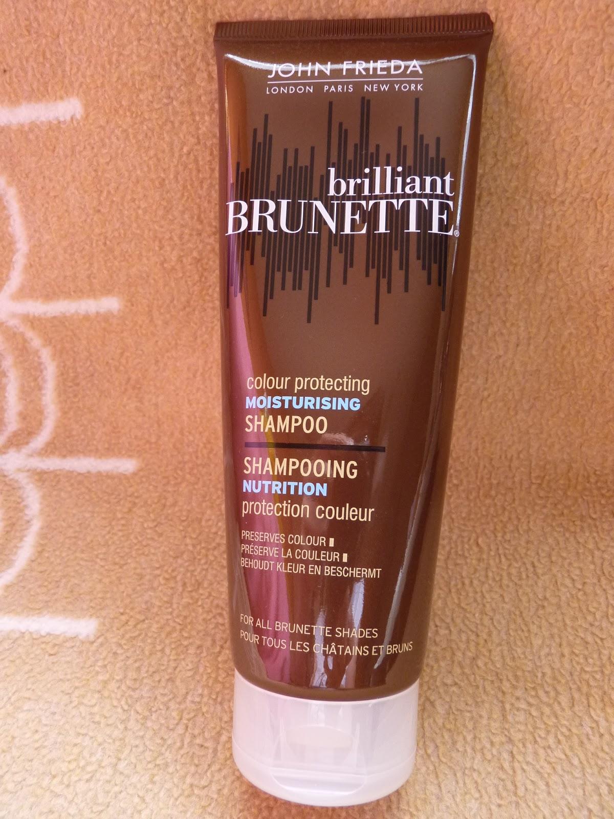 rewelacyjny, nawilżający szampon dla brunetek