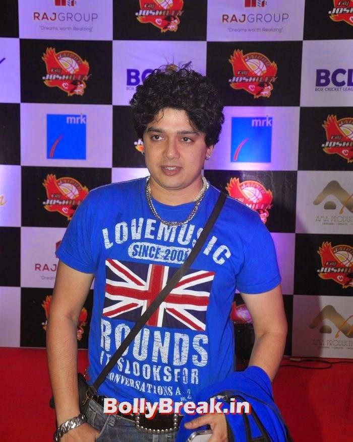 Harish Kumar, Photos From Jaipur Raj Joshilay Team Jersey Launch