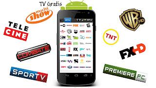 Como Assistir Canais de TV em HD (Aberta/Fechada) de Graça no Android.
