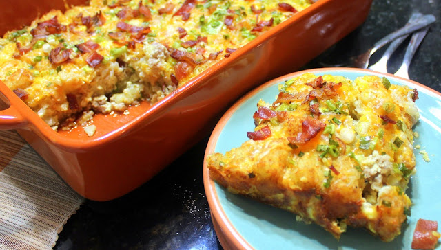 52 Ways To Cook Best Damn Cheesy Tater Tot Bacon