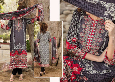 VS textile summer dresses 2017 for women collection