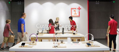 Contact One Plus One Customer Support