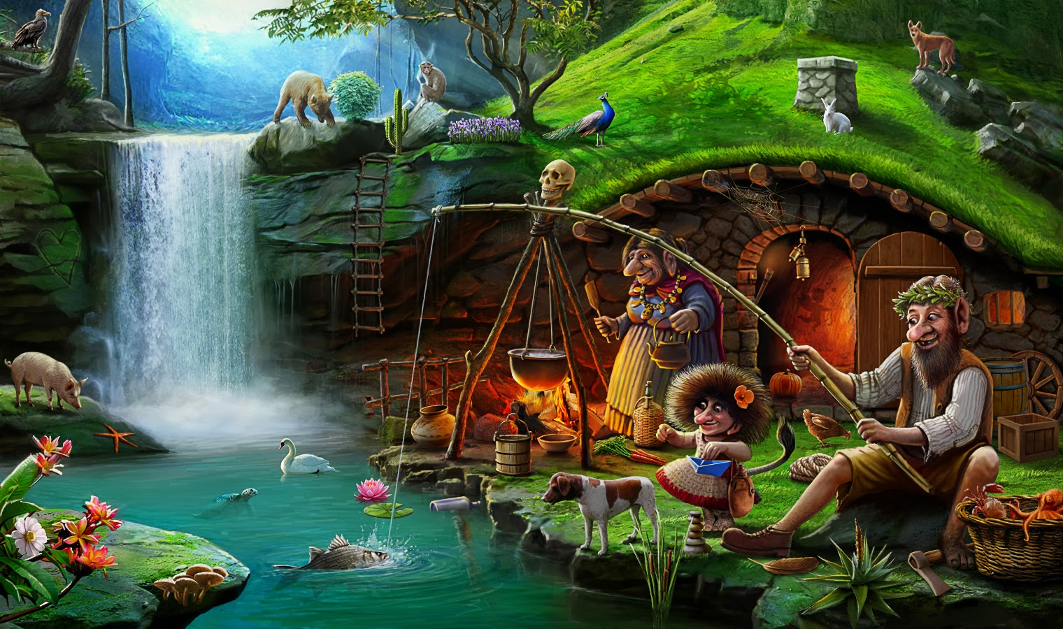 Hd wallpaper kerala - Deepan Kolad Latheev Hidden Objects Backgrounds