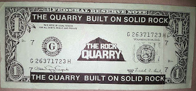 The Rock Quarry free drink coupon