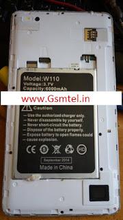 Western Tab W110 MT6572 4.2.2 Firmware flash file 1000% tested